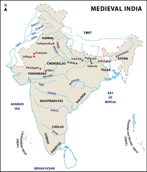 medievalindiamapjpg 600698 ancient map Pinterest