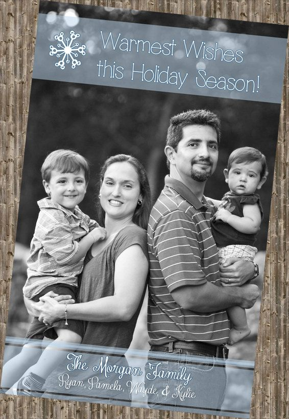 christmas card warm wishes this holiday happy holidays family