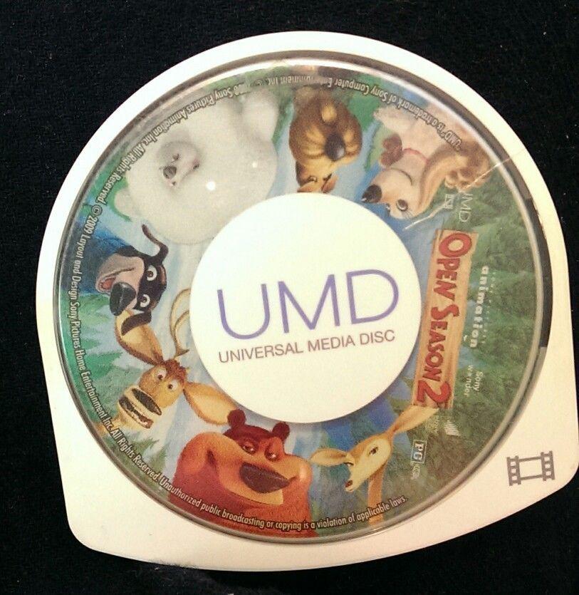 Open Season 2 UMD For PSP 2009 Disk Only