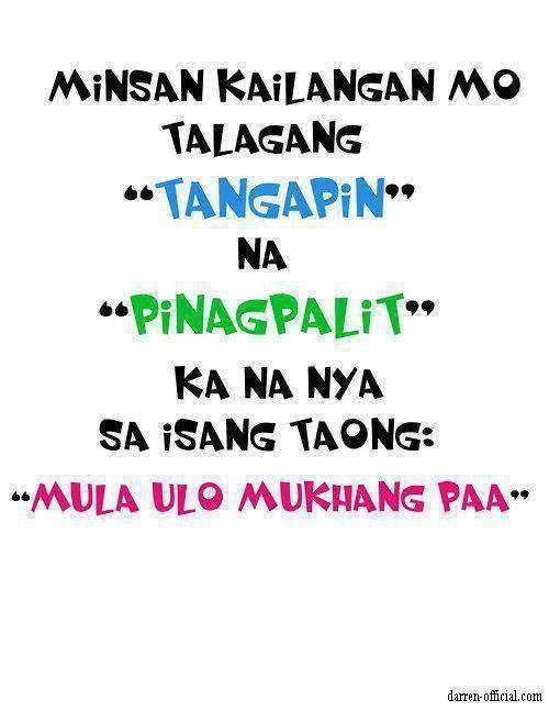 Funny bitter love quotes tagalog images t