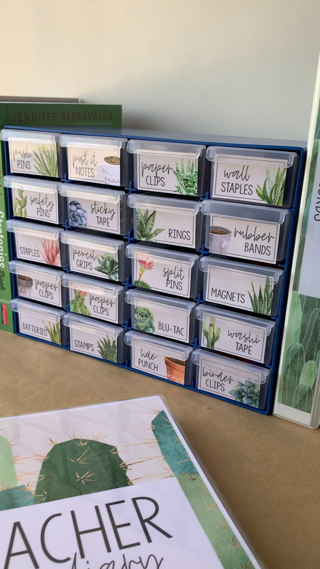 CACTUS Teacher Toolbox Pack