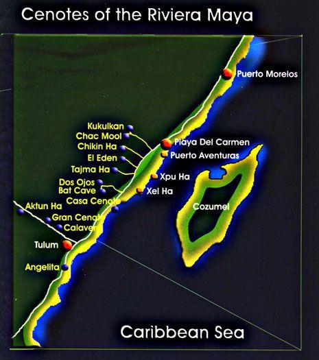 Cancun Diving Riviera maya Maya and Tulum