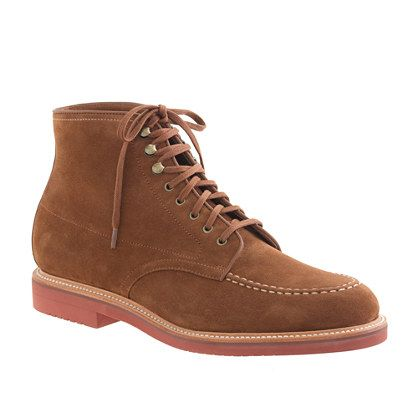 5eb8471c612 J.Crew - Kenton suede pacer boots