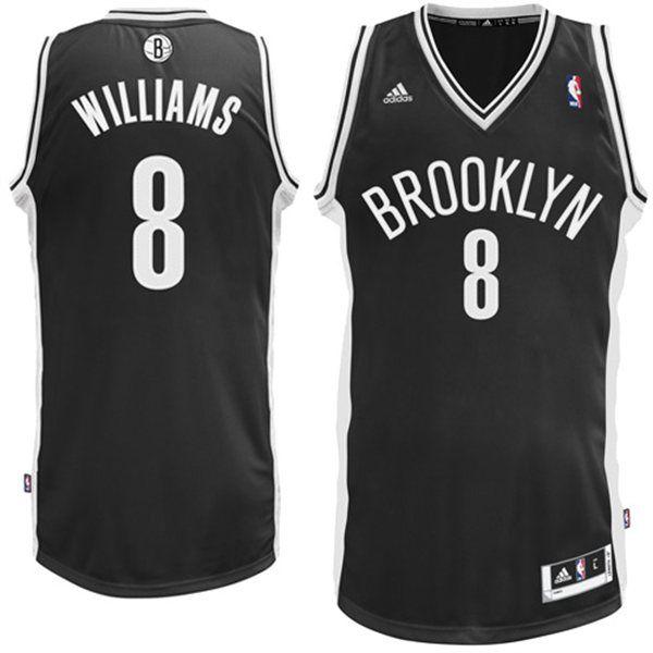 d445441e4 Adidas Deron Williams Revolution 30 Swingman Jersey  BrooklynNets  NBA   89.99