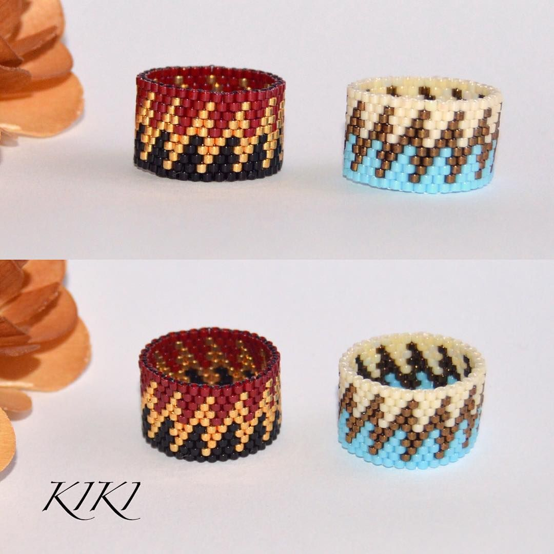 tutorial ring charming rings watch super beaded easy youtube