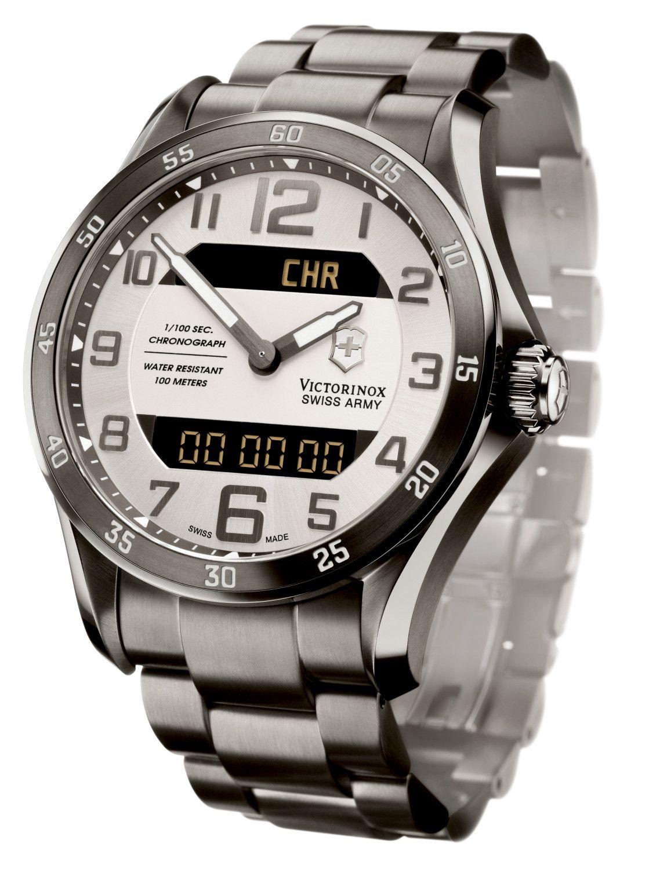 ade564c8a294 VICTORINOX Chrono Classic XLS MT Reloj
