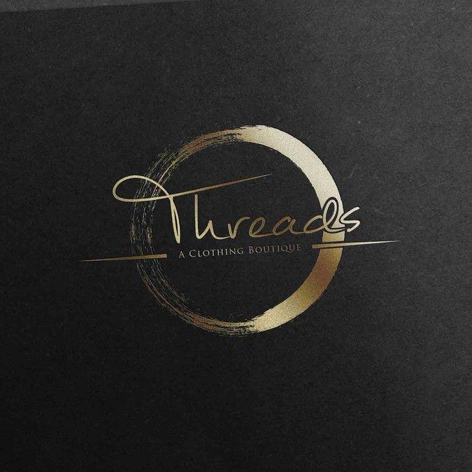 Logo Design For Upscale Womens Clothing Boutique Designers