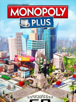 Monopoly Plus Uplay Key GLOBAL Gaming pc, Download games
