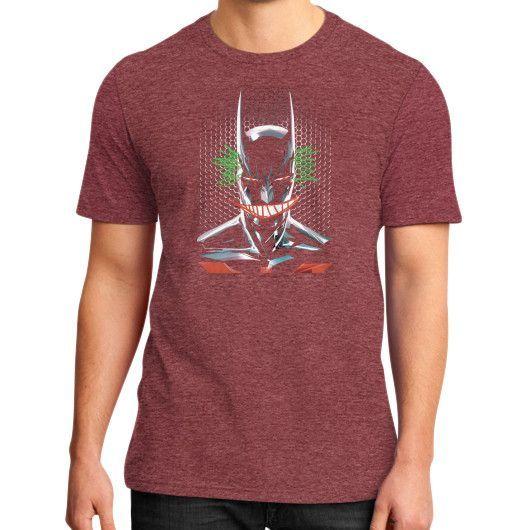 Jokers Crayola Smile District T-Shirt (on man)