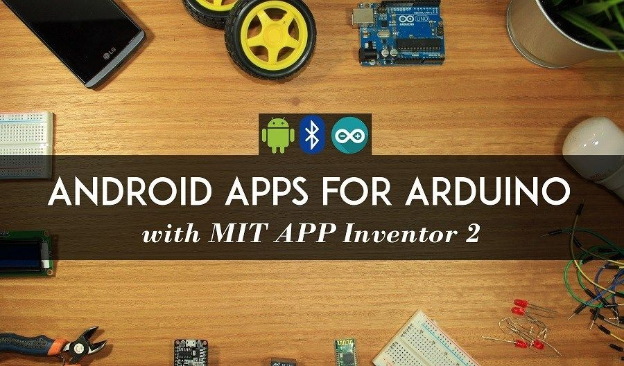 Android App Arduino MIT App Inventor Android apps