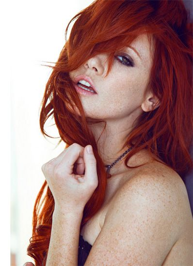 """Auburn Hair Female Porn Stars - """" Elle Alexandra = Natural red-haired are way more gorgeous than any girl  who dyed her hair with red tint. """"When I think back about my immediate  reaction to ..."""