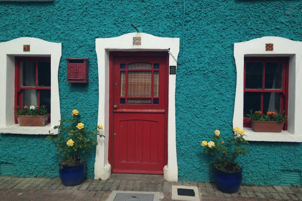 Charming Terrace House In Killarney In Killarney Terrace House Townhouse For Rent Townhouse