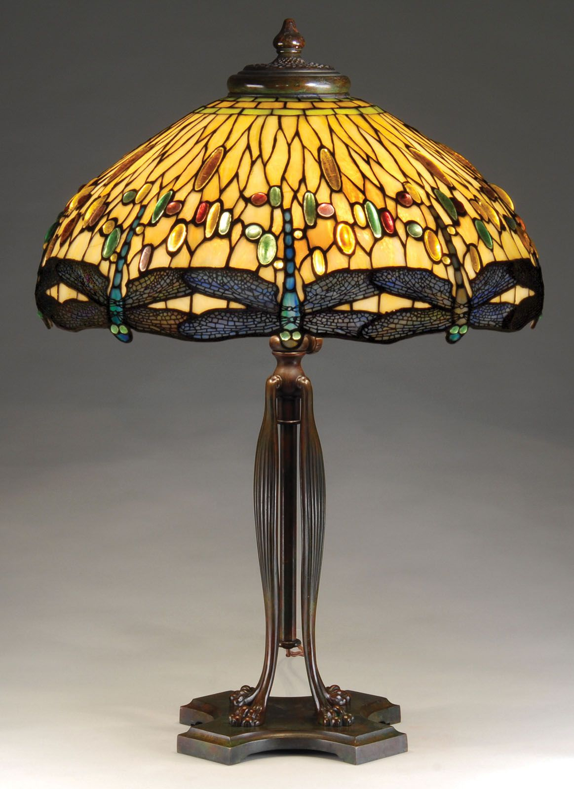 Lamp Glas In Lood Tiffany S Lamps Bought Myself A Red One Of These