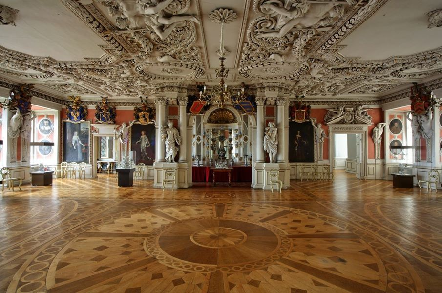 Schloss Friedenstein, Gotha. Germany. (met afbeeldingen