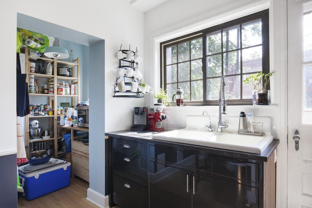 Before After A Modern Kitchen Update With Vintage Charm