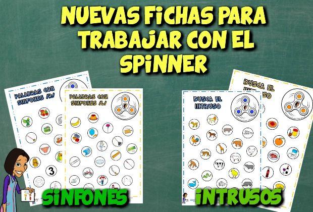 Nuevas Fichas Spinner Eugenia Romero Os Comparto Dos Tipos De