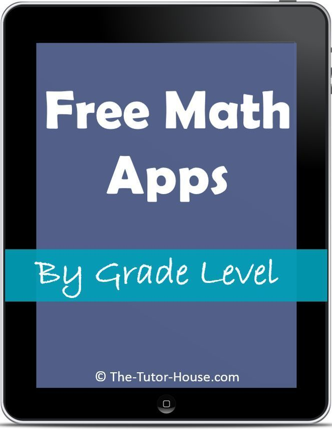 Math Resources at The Tutor House   Free math, Math and Activities