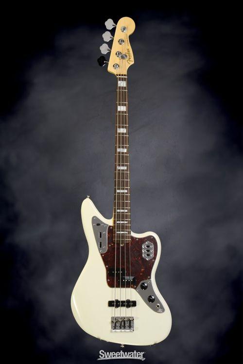 fender american standard jaguar bass rosewood olympic white in 2019 bass guitars fender. Black Bedroom Furniture Sets. Home Design Ideas