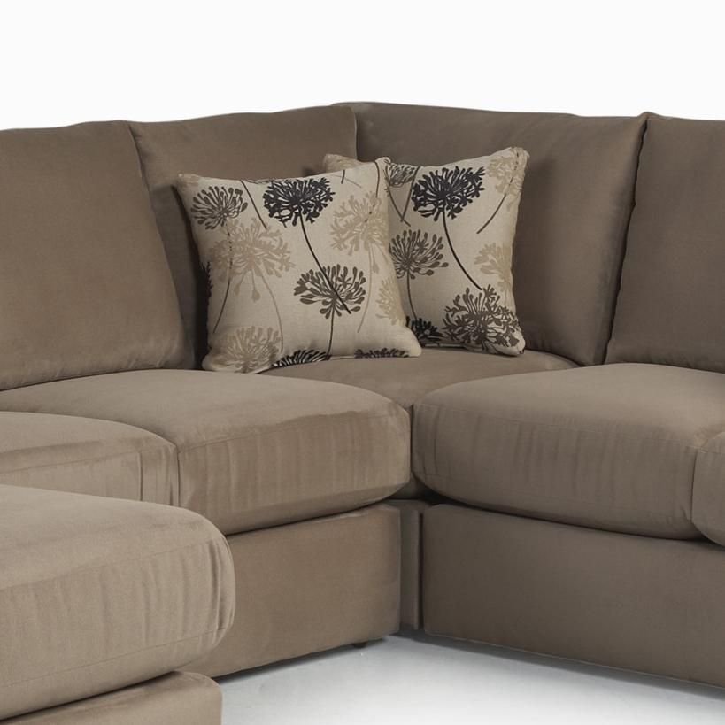 Four Piece Sectional Sofa