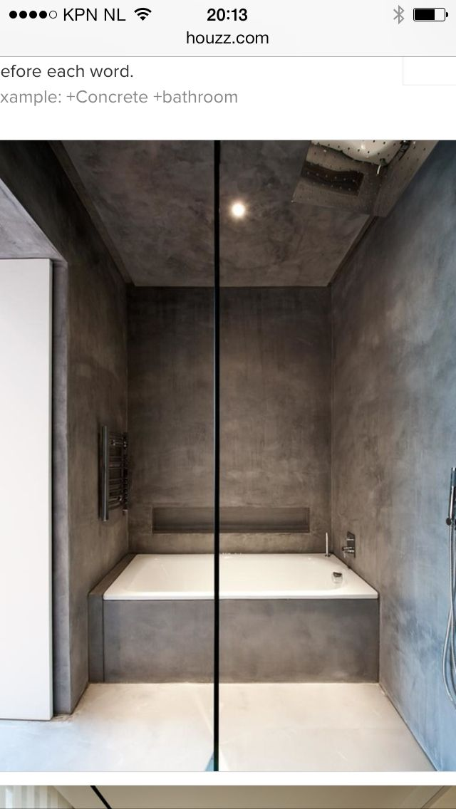 beton cire house pinterest concrete concrete walls and concrete interiors. Black Bedroom Furniture Sets. Home Design Ideas