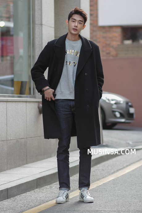 Korean Street Style Men The Image Kid