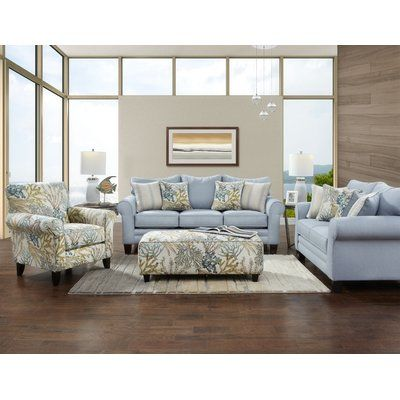Magnificent Rosecliff Heights Longstreet Armchair Upholstery Coral Reef Ibusinesslaw Wood Chair Design Ideas Ibusinesslaworg