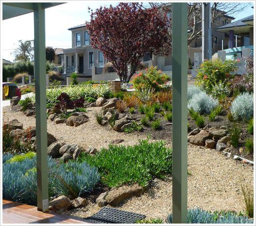 Phillip Withers Landscape Design Essendon Project Landscape Design Succulents Garden Succulents