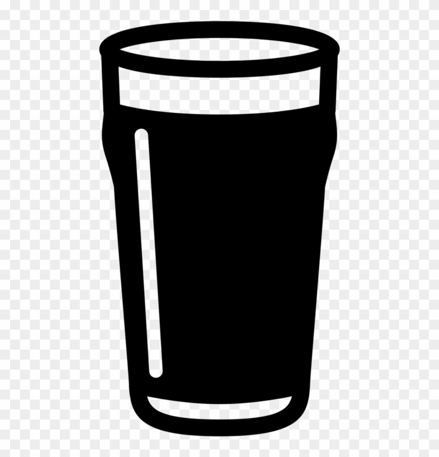 Download Hd Beer Glass Clipart Black And White Png Download And Use The Free Clipart For Your Creative Project Clipart Black And White Beer Glass Clip Art