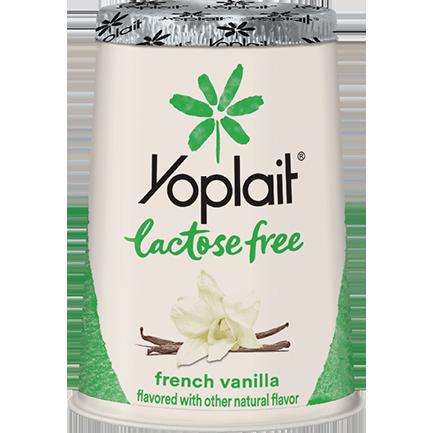 French Vanilla Lactose Free Yoplait Yogurt Flavors