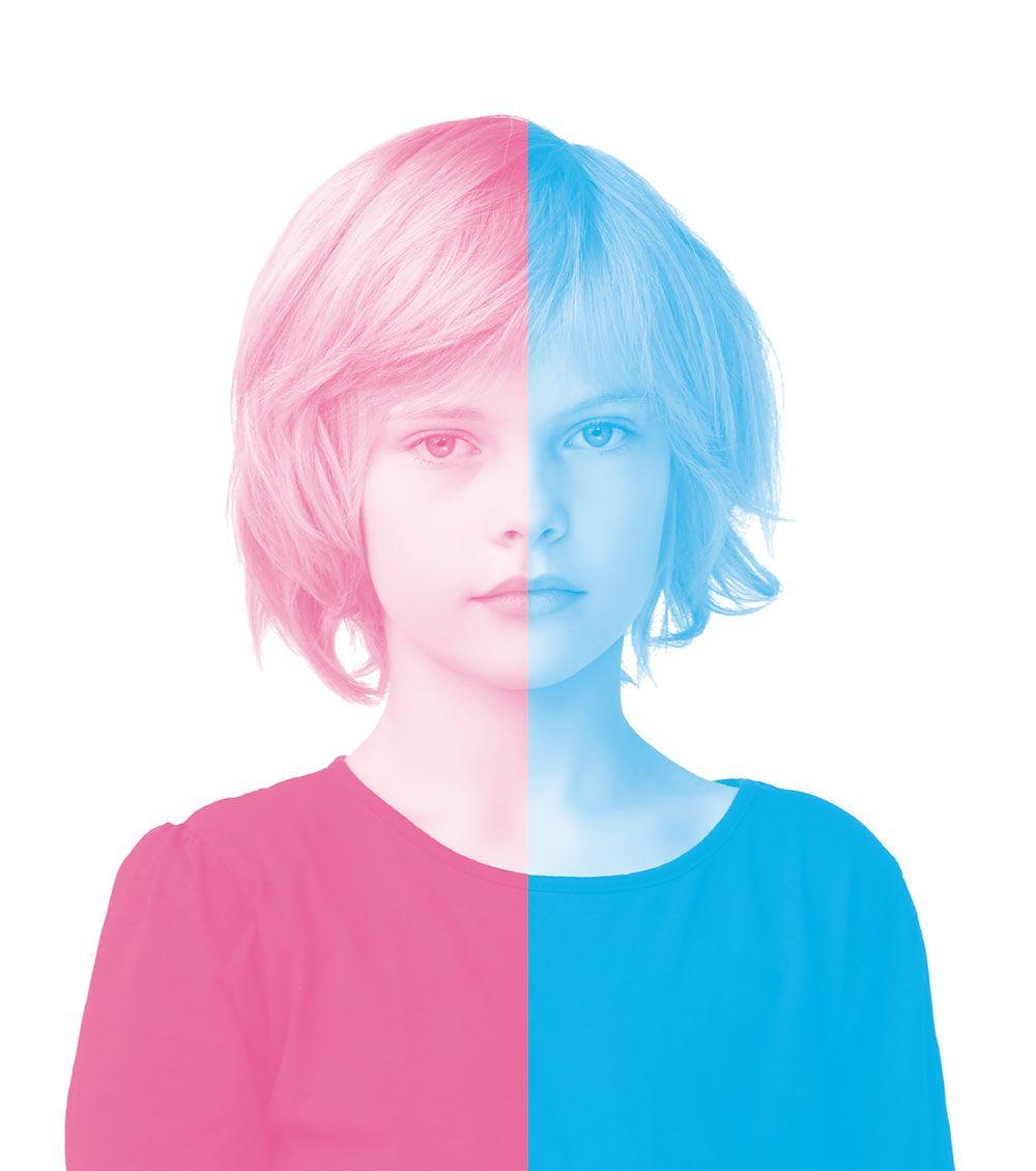 Beyond Pink and Blue Gender project Pinterest Gender