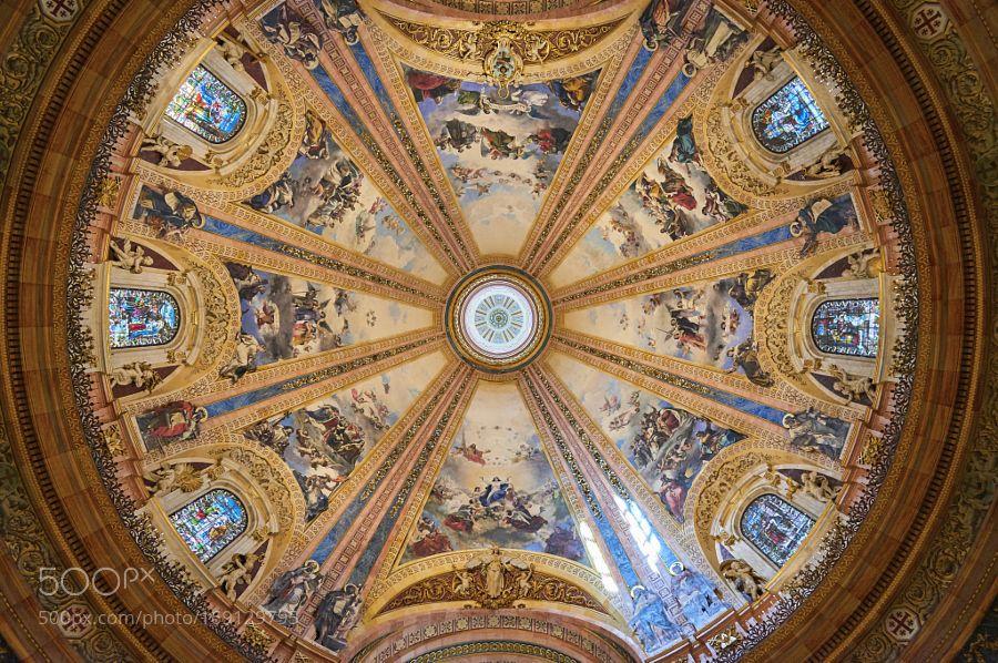 Real Basilica De San Francisco El Grande By Neobit City