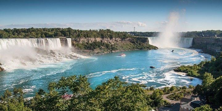 Niagara Falls, Ontario, Central Canada, Canada, North America