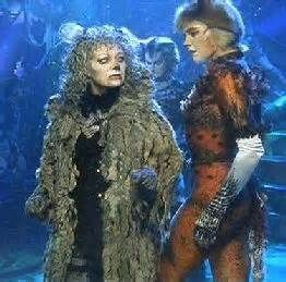 Bombalurina And Grizabella Cats Musical Cat Love Musicals