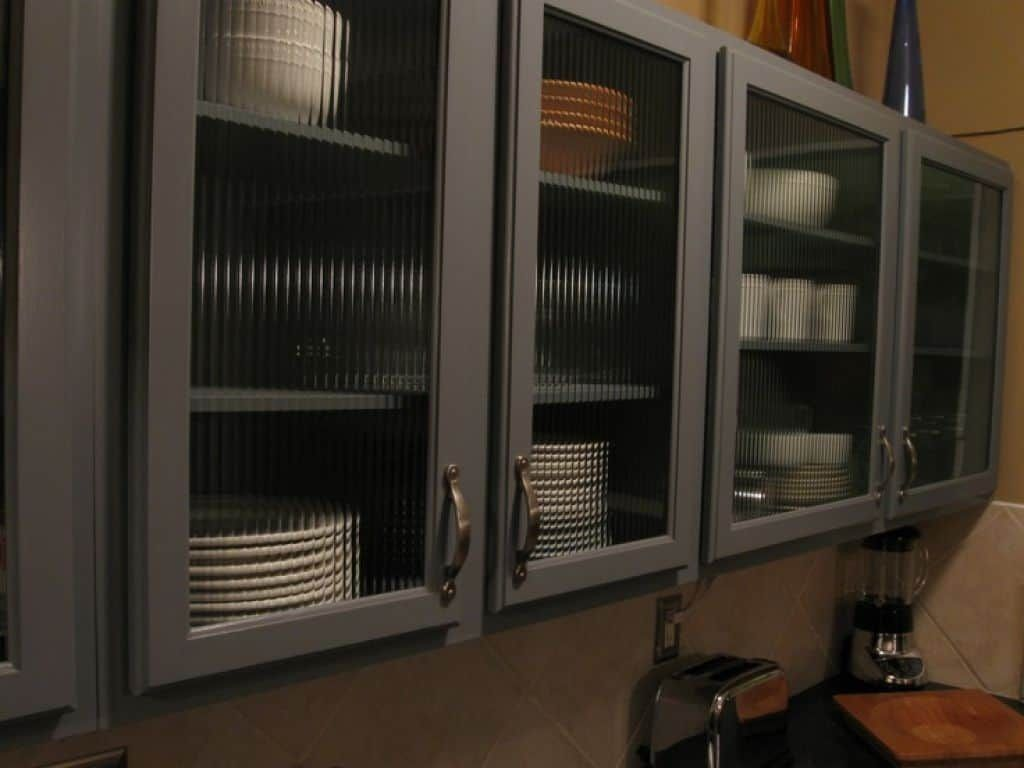Glas Küche Schranktüren | Küchenschrank | Pinterest | Schranktüren ...
