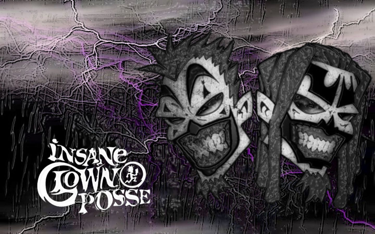 Insane Clown Posse Insane Clown Posse Posse Live Wallpapers
