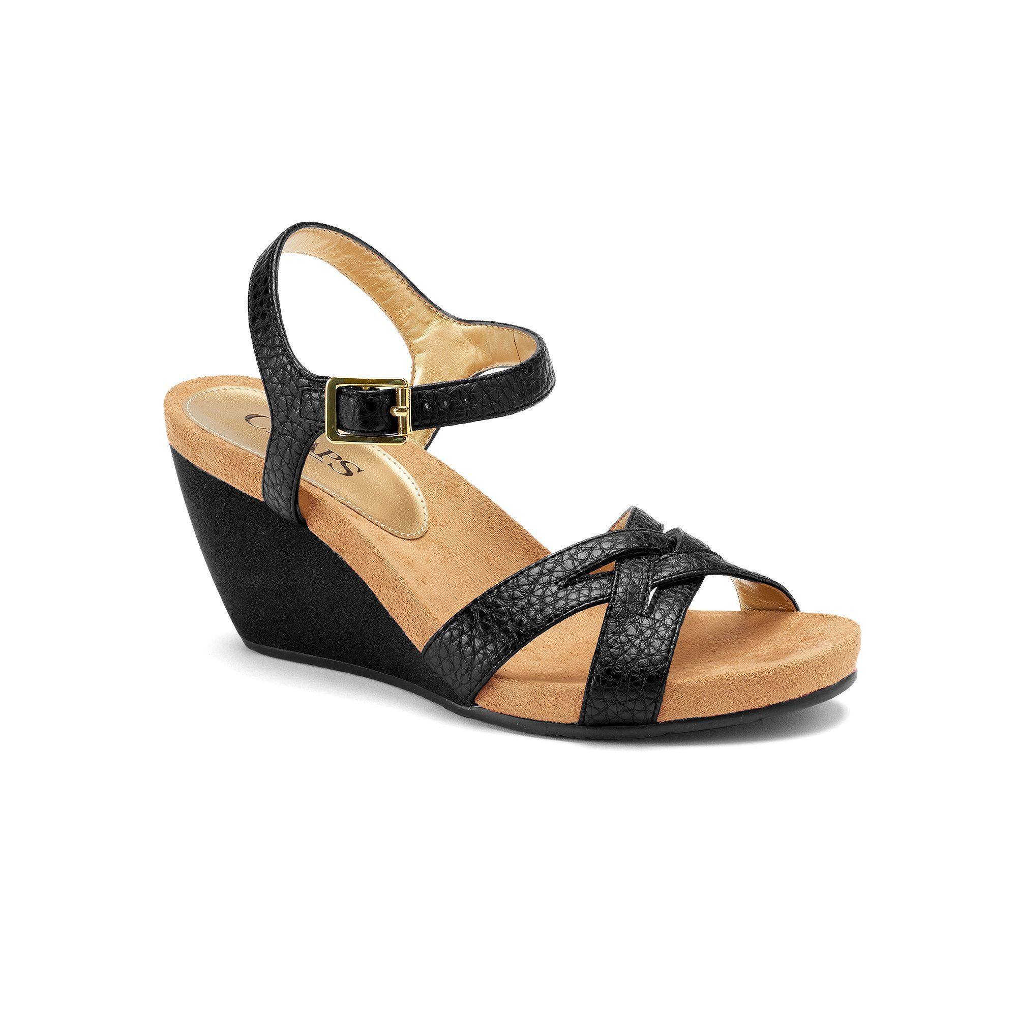 530cc84f2203 Chaps Reine Women s Wedge Sandals in 2019