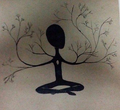 инопланетяне эскиз рисунок инопланетянин art арт
