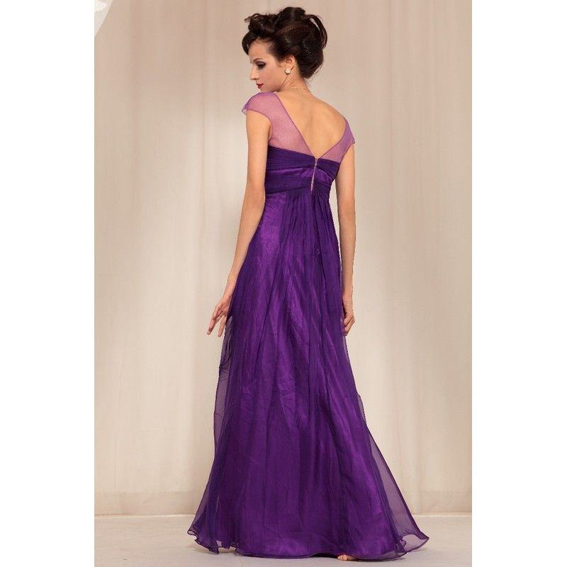 evening dress evening dresses | Purple wedding | Pinterest | Evening ...