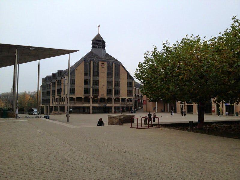 Visit University Of Louvain La Neuve Namur Catholic University Belgium