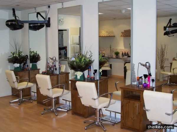 Present Day Hair Salon Decor With New Tips Images Http Www