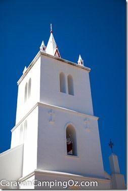 Sacred Heart Church Beagle Bay Dampier Peninsula Western