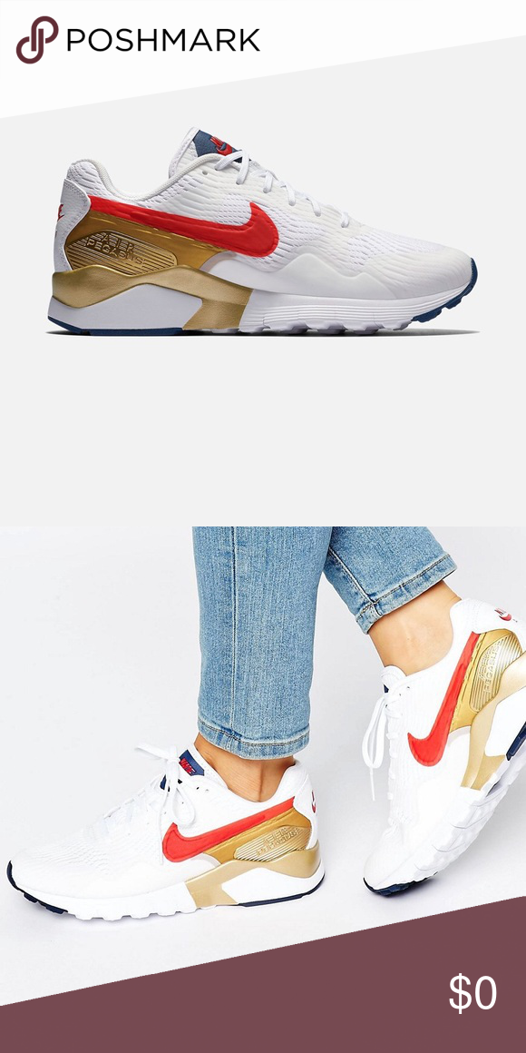 fc675db878 ISO Nike Air Pegasus 96/12 size 7.5 Looking for a pair of women's Nike Air  Pegasus 96/12 in University Red and Gold. Size 7.5 :) Nike Shoes Athletic  Shoes