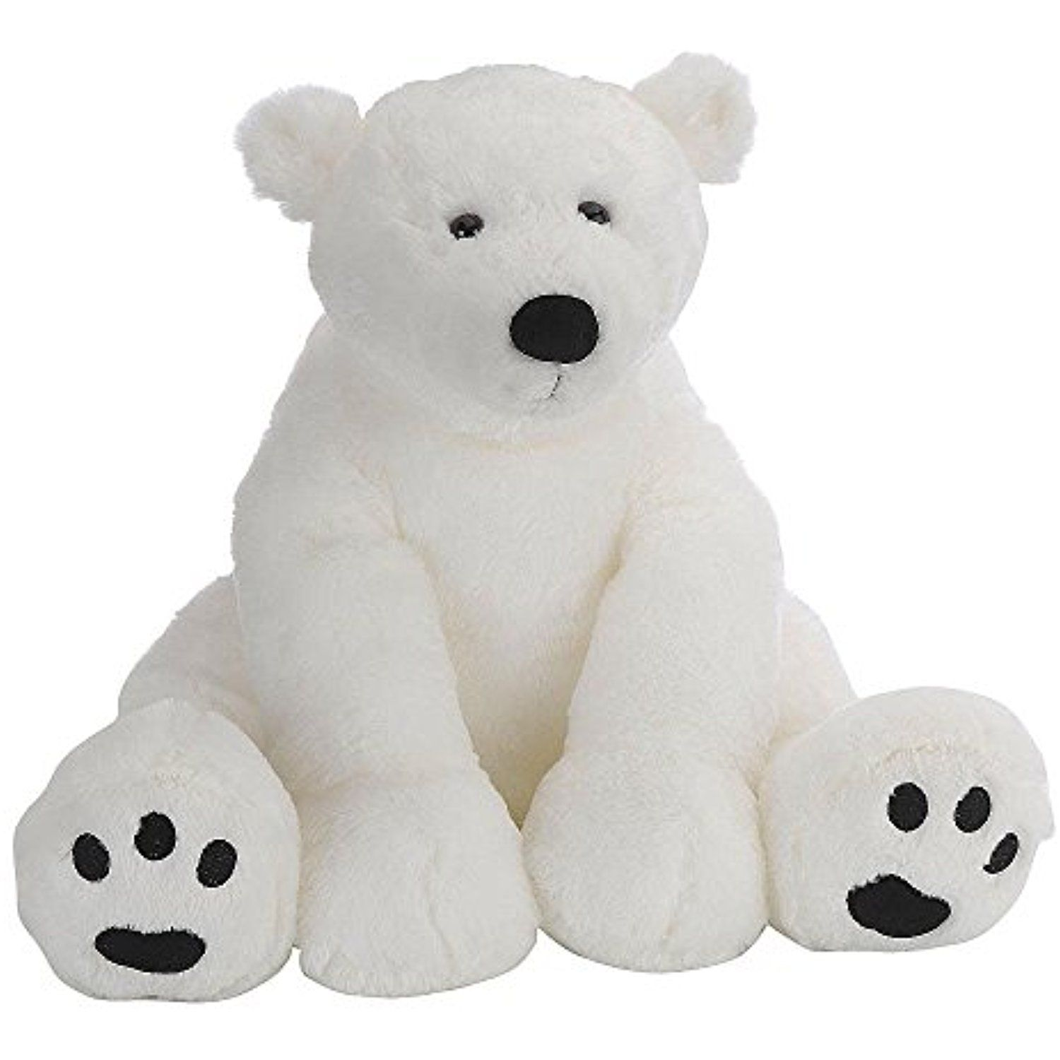 Animal Alley 15.5 inch Polar Bear White by Unknown