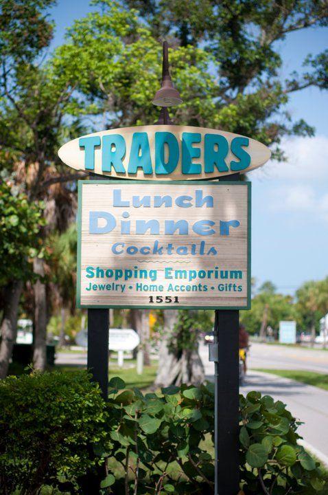 The Locals Favorite Restaurant On Sanibel Traders