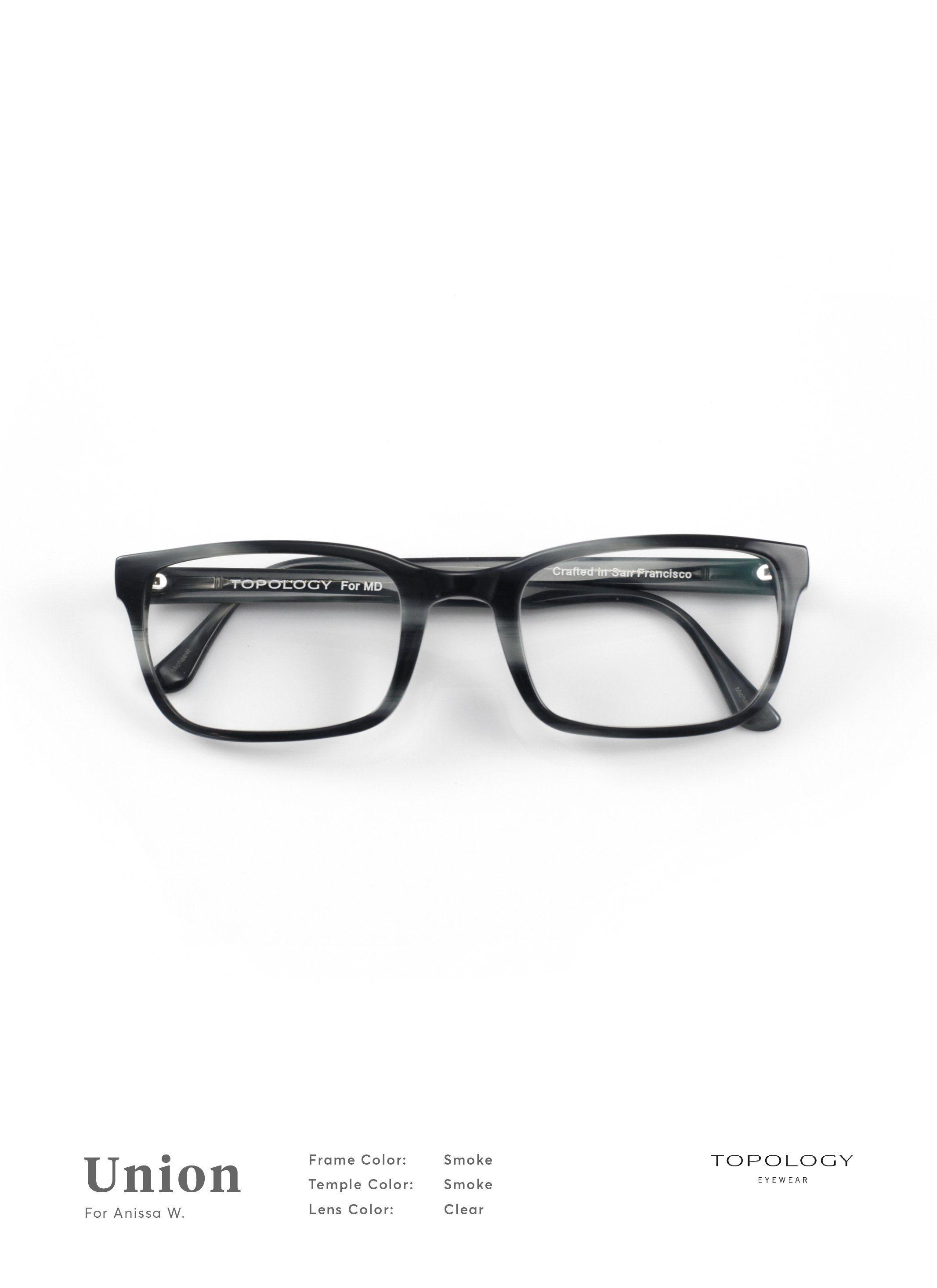 d1f375f5f16b Union - Topology Eyewear | Our Eyewear Styles | Eyewear, Eyeglasses ...