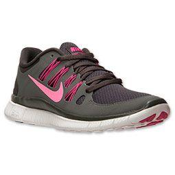 Gris Nike Free Run Vêtements Pour Femmes 5.0