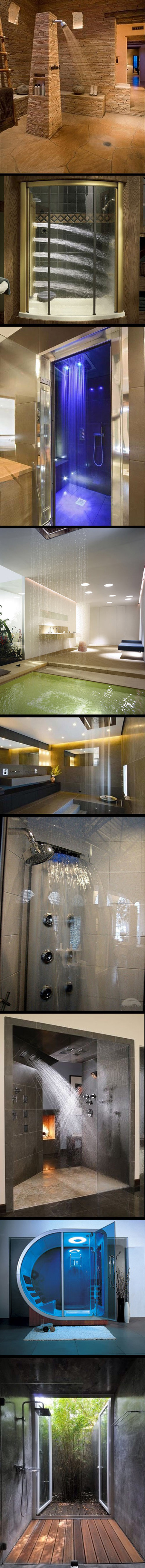 We Have Rounded Up Some Of The Coolest High Tech Showers That Geeks Would  Love