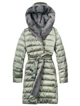 Пуховое пальто max mara  e4f4e8d563d66