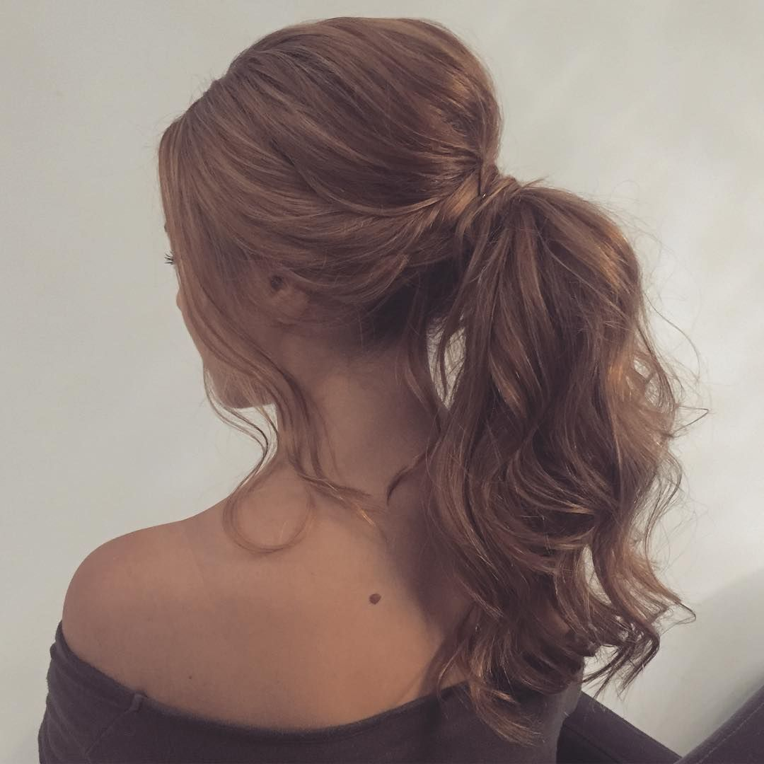 22 Easy Ponytail Hairstyles For That Sophisticated Vibe Hair And