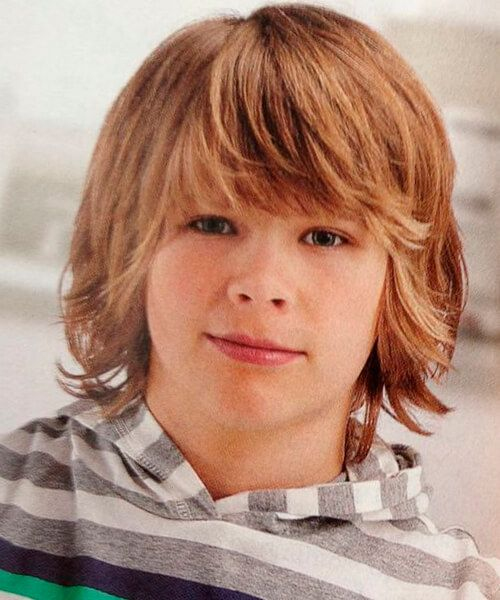 Hairstyles For Long Hair Boys Long Hairstyles Boy Hairstyles Boy Haircuts Long